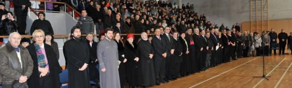 Proslava Svetog Save u Borovu