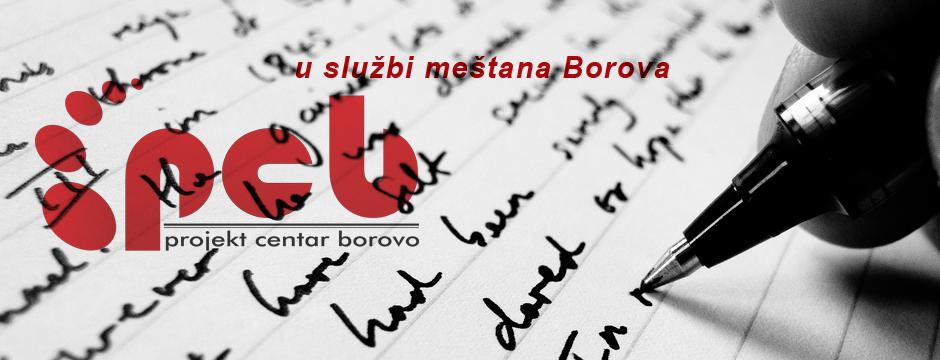 Projekt Centar Borovo