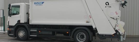 Fond za zaštitu okoliša sufinansira nabavku kamiona za odvoz smeća
