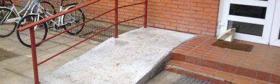Izgrađen novi pristup za lica sa invaliditetom u D.V. Zlatokosa