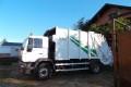 Stigao kamion za odvoz komunalnog otpada