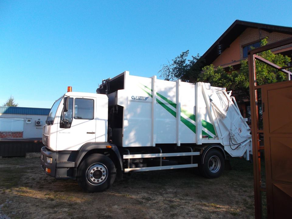 kamion EKO-DUNAV