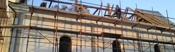 Obnova hrama Svetog Arhiđakona Stefana u Borovu