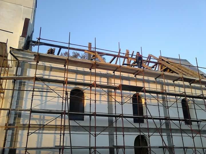 rekonstrukcija crkve 2015