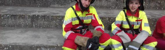 Takmičenje dece u vatrogastvu