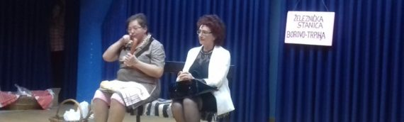 Borovski penzioneri obeležili Međunarodni dan starijih osoba