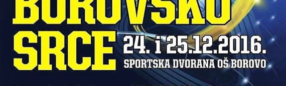"Humanitarni turnir u malom fudbalu ""Borovsko srce"""