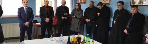 Novogodišnji prijem u Borovu