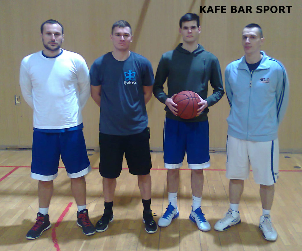 Kafe bar SPORT basket turnir