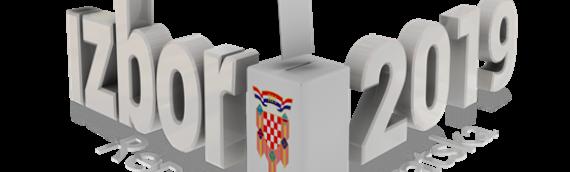Odluku o raspisivanju izbora za Predsjednika Republike Hrvatske – Objava biračima