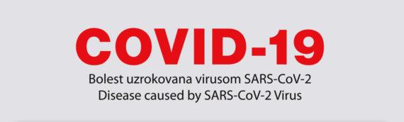 U Borovu održana sednica opštinskog Štaba civilne zaštite na temu koronavirusa.
