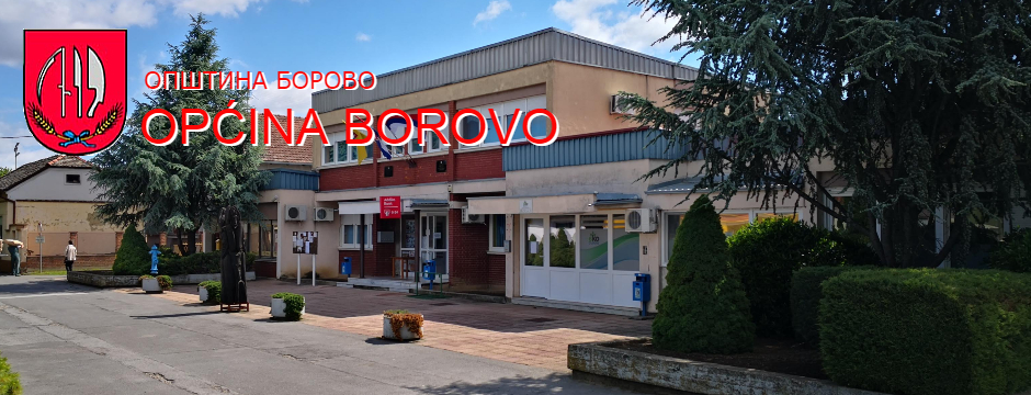 Općina Borovo