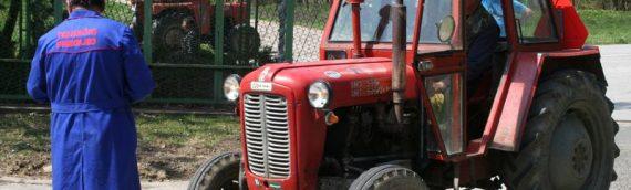 Obavještenje o registraciji traktora na području Općine Borovo